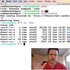 terminal & command line video training